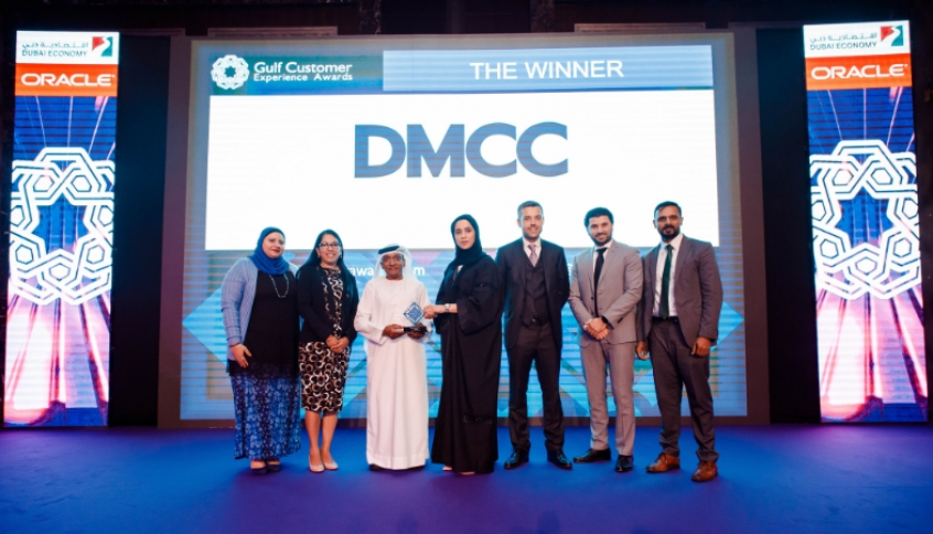 DMCC Claims Two Customer Experience Awards